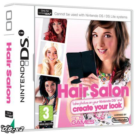 Boxshot of Hair Salon