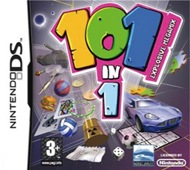 Boxart of 101-in-1 Sports Megamix (Nintendo DS)