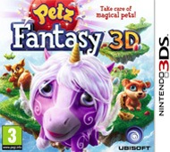 Boxart of PETZ Fantasy 3D (Nintendo 3DS)